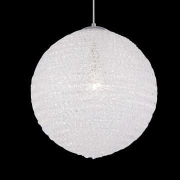 Подвесной светильник Mantra Bola 5711, хром, металл, пластик - миниатюра 3