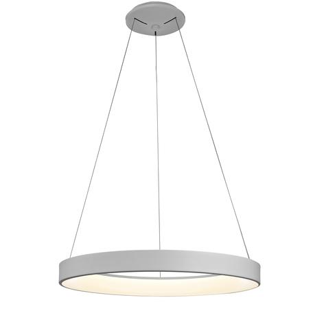 Подвесной светильник Mantra Niseko 5796, белый, металл, пластик