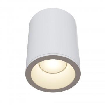 Потолочный светильник Maytoni Antares C029CL-01W, IP65, 1xGU10x50W, белый, металл