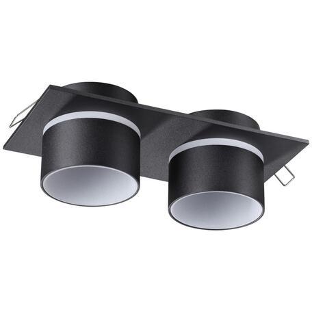 Светильник Novotech LIRIO 370719, 2xGU10x9W, металл