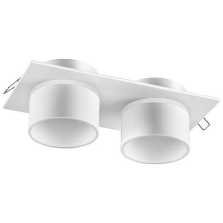 Светильник Novotech LIRIO 370720, 2xGU10x9W, металл