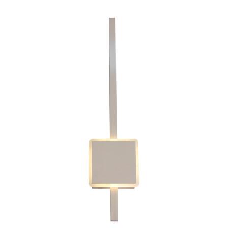 Настенный светодиодный светильник ST Luce Controluce SL443.101.01, LED 20W 4000K 1129lm, белый, металл
