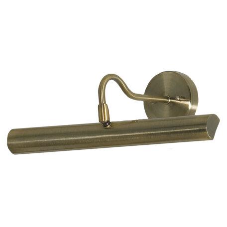 Светильник Lussole LGO Lido GRLSQ-0221-02, IP21, 2xE14x2W, бронза, металл
