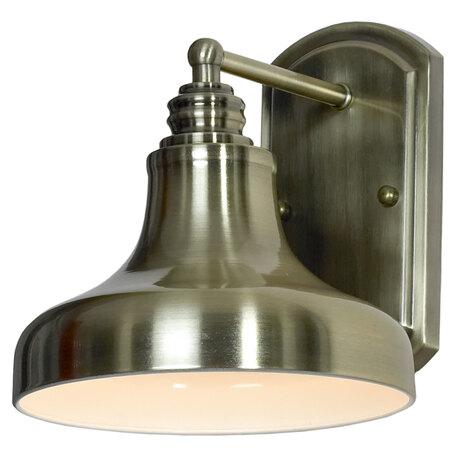 Светильник Lussole Sona LSL-3001-01V, IP21, 1xE27x60W, бронза, металл
