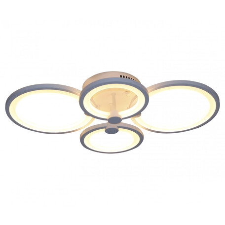 Потолочная светодиодная люстра с пультом ДУ Kink Light Сага 08117D 3000-6000K
