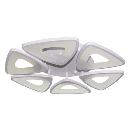 Потолочная светодиодная люстра с пультом ДУ Kink Light Триада 08182D 3000-6000K