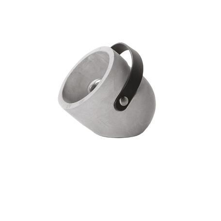 Настольная лампа Loft It Concrete LOFT1607-T, 1xE27x40W, серый, бетон с кожей