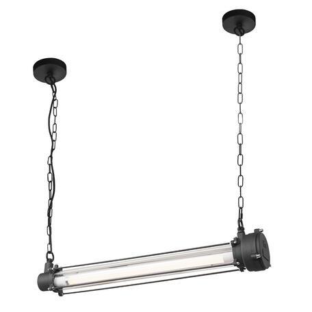 Подвесной светильник Loft It Office LOFT1601BK, 1xG13T8
