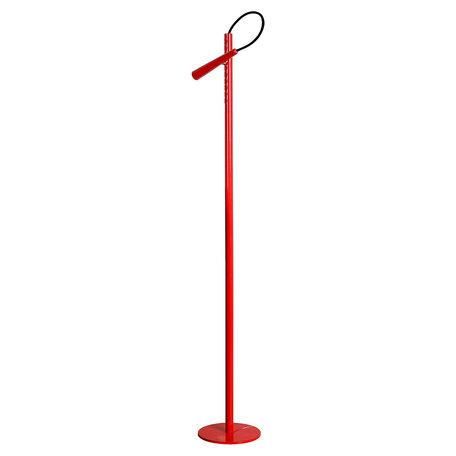 Светодиодный светильник Lussole Loft Dawson LSP-0577, IP21, LED 5W, красный, металл
