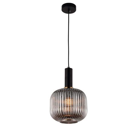Подвесной светильник Lumina Deco LDP 1217-1 GY+BK
