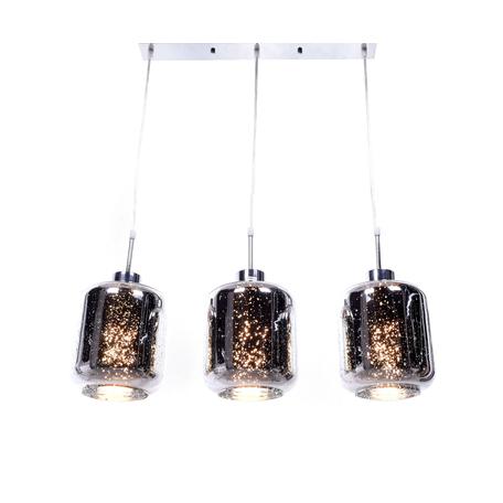 Подвесной светильник Lumina Deco LDP 6811-3 PR CHR
