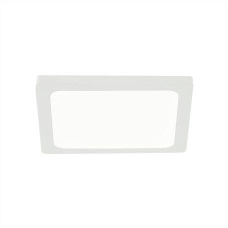 Встраиваемая светодиодная панель Citilux Омега CLD50K080, 3000K (теплый), белый, металл, пластик