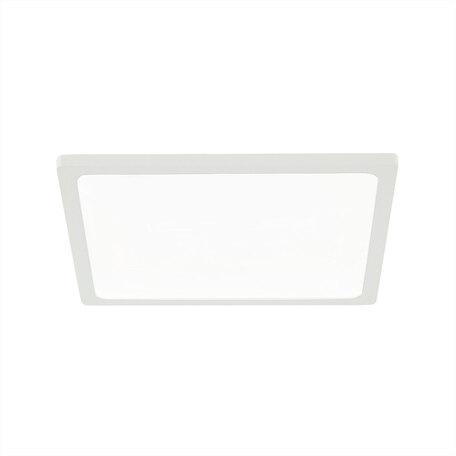 Встраиваемая светодиодная панель Citilux Омега CLD50K150, 3000K (теплый), белый, металл, пластик