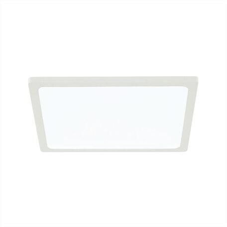 Встраиваемая светодиодная панель Citilux Омега CLD50K150N, LED 15W 4000K 1200lm, белый, металл с пластиком