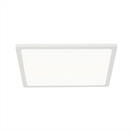 Встраиваемая светодиодная панель Citilux Омега CLD50K220, 3000K (теплый), белый, металл, пластик