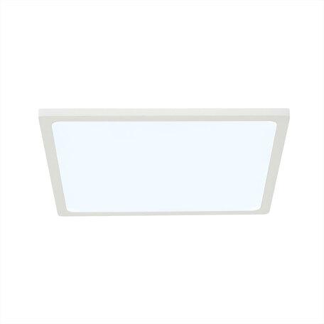 Встраиваемая светодиодная панель Citilux Омега CLD50K220N, LED 22W 4000K 1760lm, белый, металл с пластиком