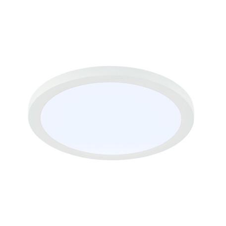 Встраиваемая светодиодная панель Citilux Омега CLD50R080N, LED 8W 4000K 640lm, белый, металл с пластиком