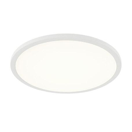 Встраиваемая светодиодная панель Citilux Омега CLD50R150, 3000K (теплый), белый, металл, пластик