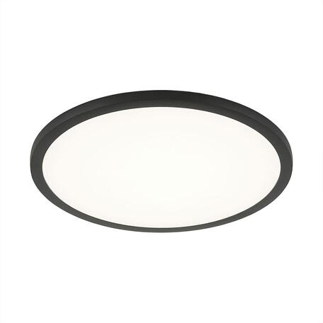 Встраиваемая светодиодная панель Citilux Омега CLD50R152, LED 15W, 3000K (теплый), белый, черный, металл, пластик