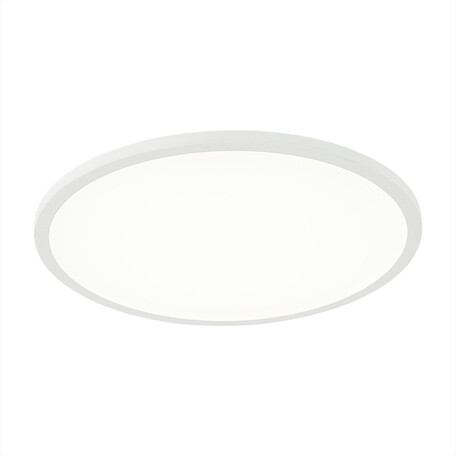 Встраиваемая светодиодная панель Citilux Омега CLD50R220, 3000K (теплый), белый, металл, пластик