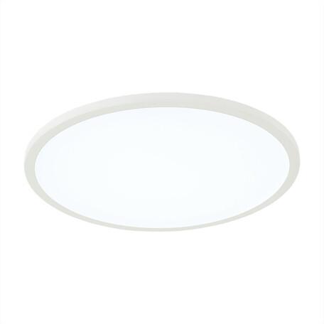 Встраиваемая светодиодная панель Citilux Омега CLD50R220N, LED 22W 4000K 1760lm, белый, металл с пластиком