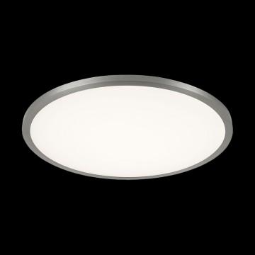 Встраиваемая светодиодная панель Citilux Омега CLD50R221, LED 22W 3000K 1760lm, матовый хром, металл с пластиком - миниатюра 2