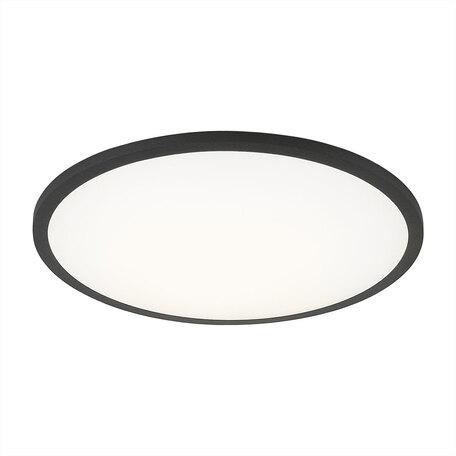Встраиваемая светодиодная панель Citilux Омега CLD50R222, 3000K (теплый), белый, черный, металл, пластик
