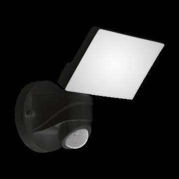 Светодиодный прожектор Eglo Pagino 98178, IP44, 5000K (холодный), черный, белый, пластик