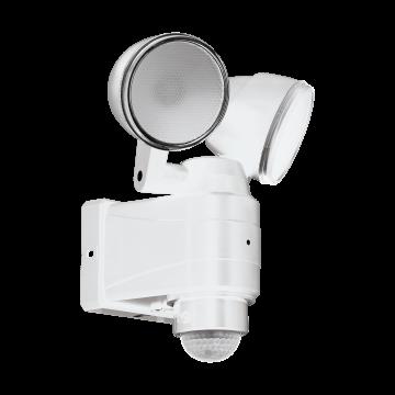 Прожектор Eglo Casabas 98194, IP44, белый, прозрачный, пластик