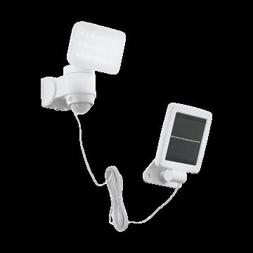 Светодиодный прожектор Eglo Casabas 98196, IP44, LED 5,4W 6500K 230lm, белый, пластик