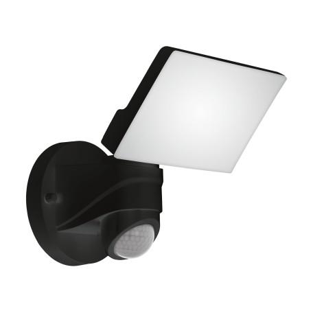 Светодиодный прожектор Eglo Pagino 98178, IP44, LED 15W 5000K 2300lm, черный, пластик