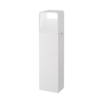 Садово-парковый светодиодный светильник Eglo Doninni 98267, IP44, LED 6W 3000K 600lm, белый, металл