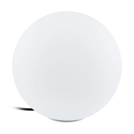 Садовый светильник с пультом ДУ Eglo Connect Monterolo-C 98105, IP65, 1xE27x9W, белый, пластик