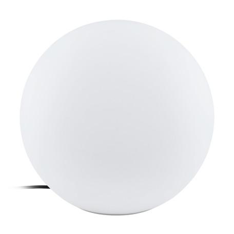 Садовый светильник с пультом ДУ Eglo Connect Monterolo-C 98106, IP65, 1xE27x9W, белый, пластик