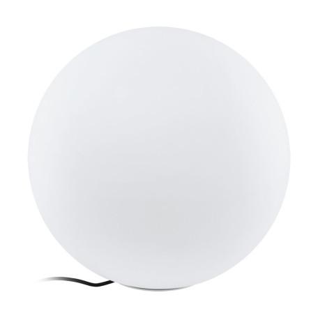 Садовый светильник с пультом ДУ Eglo Connect Monterolo-C 98107, IP65, 1xE27x9W, белый, пластик