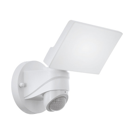 Светодиодный прожектор Eglo Pagino 98177, IP44, LED 15W 5000K 2300lm, белый, пластик