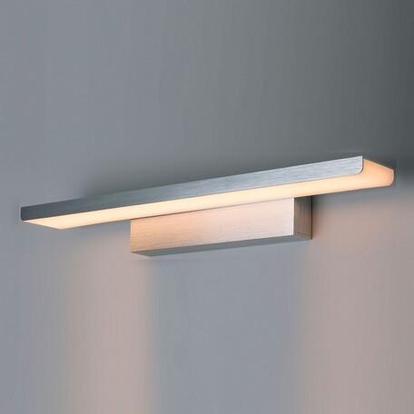 Настенный светодиодный светильник Elektrostandard Sankara a037486 (MRL LED 16W 1009 IP20), LED 16W 4200K 1200lm, серебро, металл