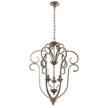 Подвесная люстра Arte Lamp Ravenna A8033SP-3AB, 3xE14x60W, бронза, металл
