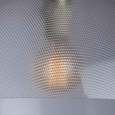 Подвесной светильник Arte Lamp A6540SP-1CC, 1xE27x40W, хром, прозрачный, металл, пластик - миниатюра 3