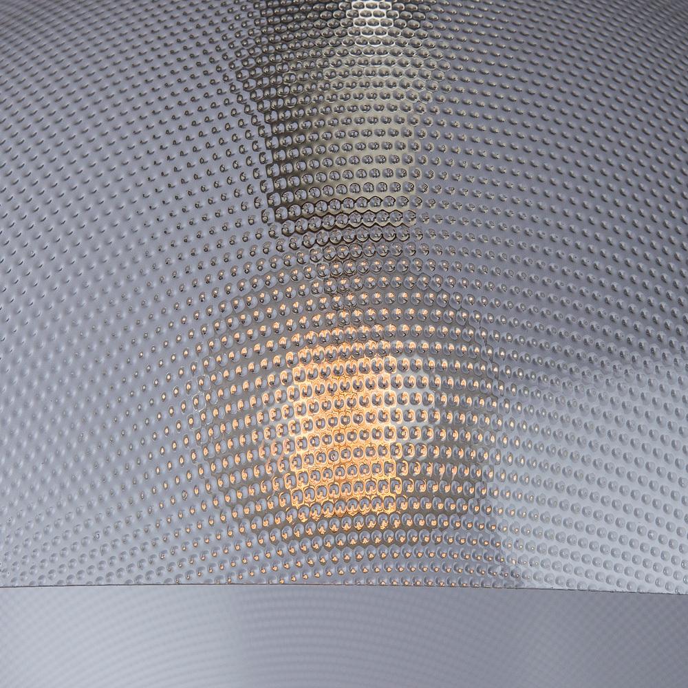 Подвесной светильник Arte Lamp A6540SP-1CC, 1xE27x40W, хром, прозрачный, металл, пластик - фото 3