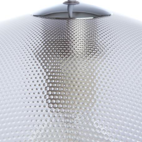 Подвесной светильник Arte Lamp A6540SP-1CC, 1xE27x40W, хром, прозрачный, металл, пластик - миниатюра 4