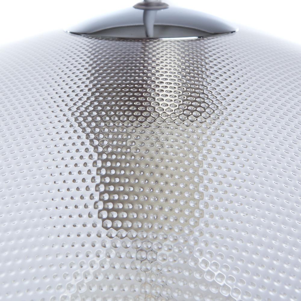 Подвесной светильник Arte Lamp A6540SP-1CC, 1xE27x40W, хром, прозрачный, металл, пластик - фото 4