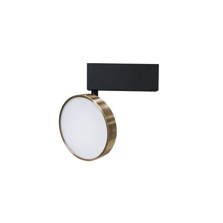 Светодиодный светильник для магнитной системы Donolux Moon DL18791/Black Bronze 12W