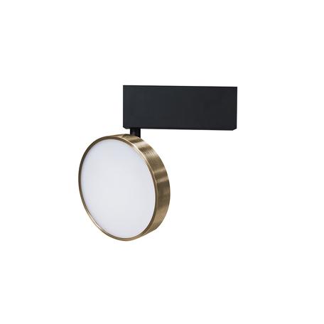 Светодиодный светильник для магнитной системы Donolux Moon DL18791/Black Bronze 24W