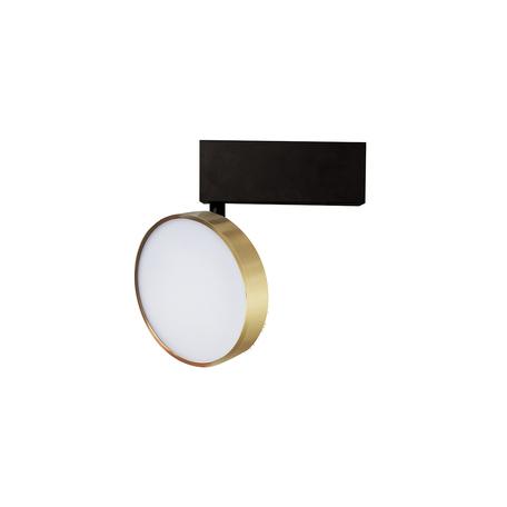 Светодиодный светильник для магнитной системы Donolux Moon DL18791/Brass 12W