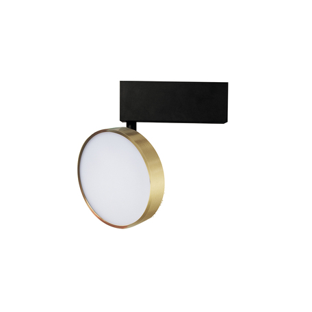 Светодиодный светильник для магнитной системы Donolux Moon DL18791/Brass 24W