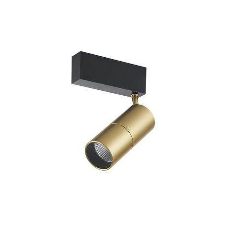 Светодиодный светильник для магнитной системы Donolux Heck DL18789/01M Brass