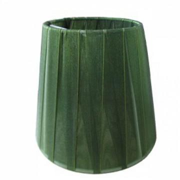 Абажур MW-Light LSH2021, зеленый, текстиль