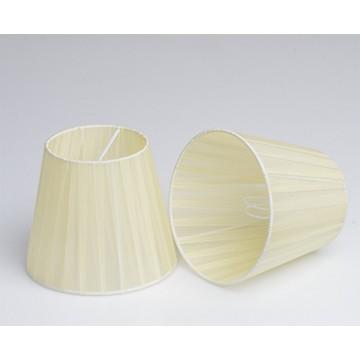 Абажур MW-Light LSH2023, бежевый, текстиль