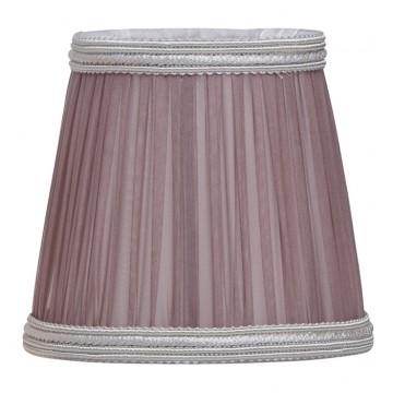 Абажур MW-Light LSH2027, коричневый, текстиль